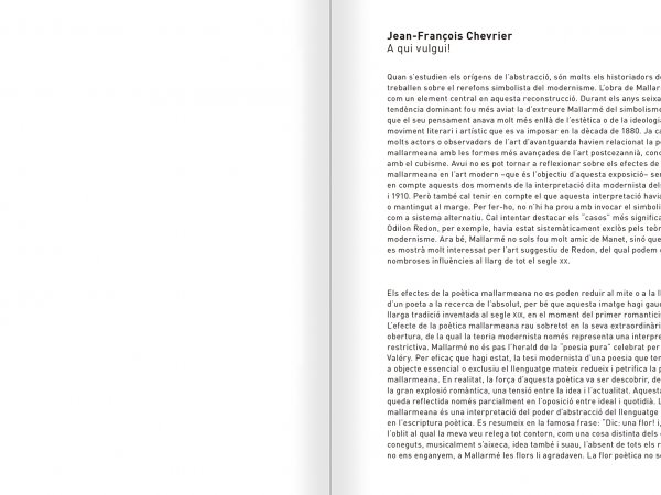 Selection from the catalogue 'Nancy Spero. Dissidances', pages 8 and 9