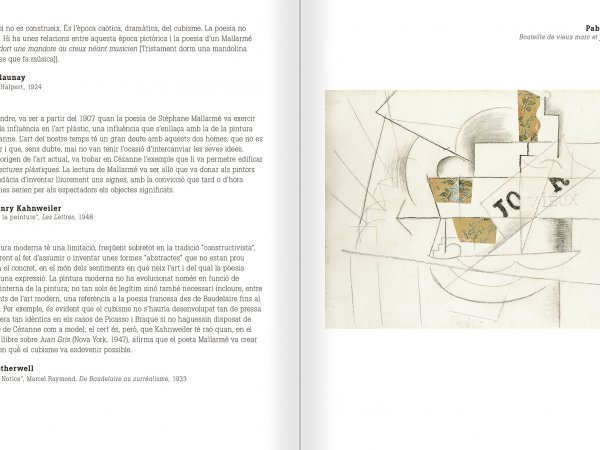 Selection from the catalogue 'Nancy Spero. Dissidances', pages 98 and 99