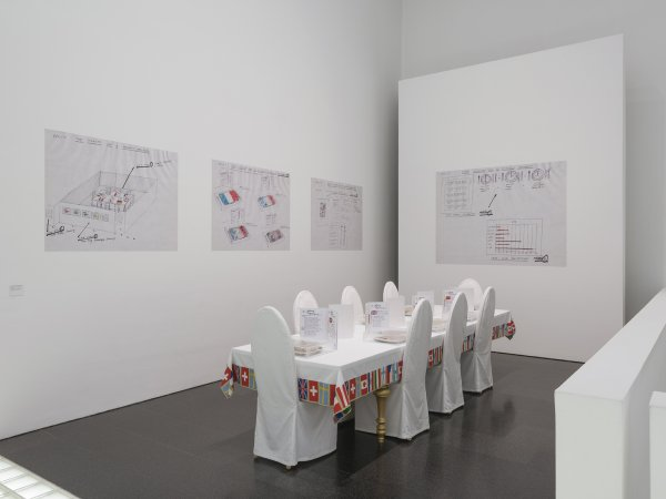 'MIRALDA MADEINUSA' exhibition views, 2016. Foto: Roberto Ruiz