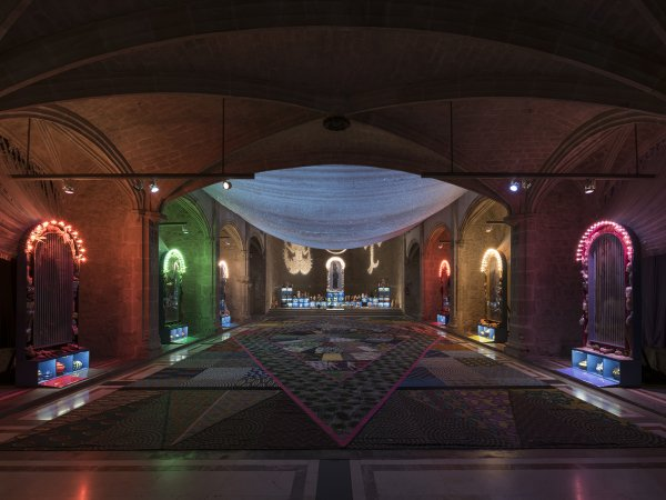 'MIRALDA MADEINUSA' exhibition views, 2016. Foto: Roberto Ruiz