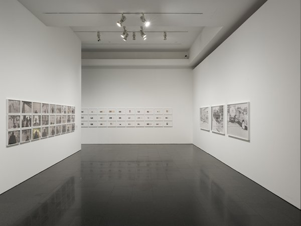 """Akram Zaatari. Against Photography"" exhibition views, 2017. Photo: Roberto Ruiz"