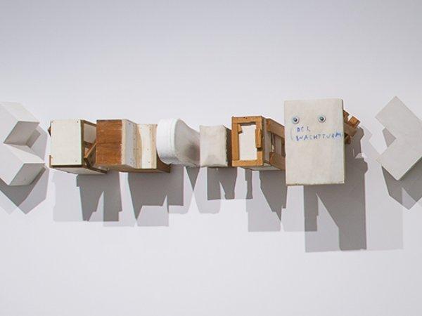"Jordi Colomer ""Frase (Der Wachtturm)"", 1991"