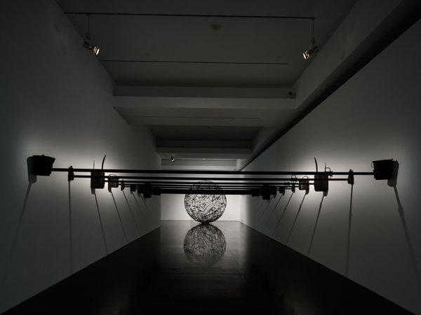 "Jaume Plensa ""Memoires Jumelles"", 1992"