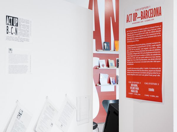 'AIDS Anarchive' exhibition views, 2018