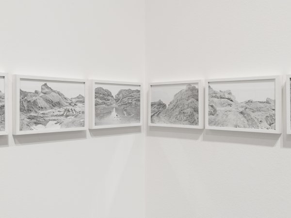 'Undefined Territories: Perspectives on Colonial Legacies', exhibition views, 2019. Photo: Roberto Ruiz