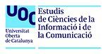 Logo Estudis de Ciènces de la Informació i de la Comunicació