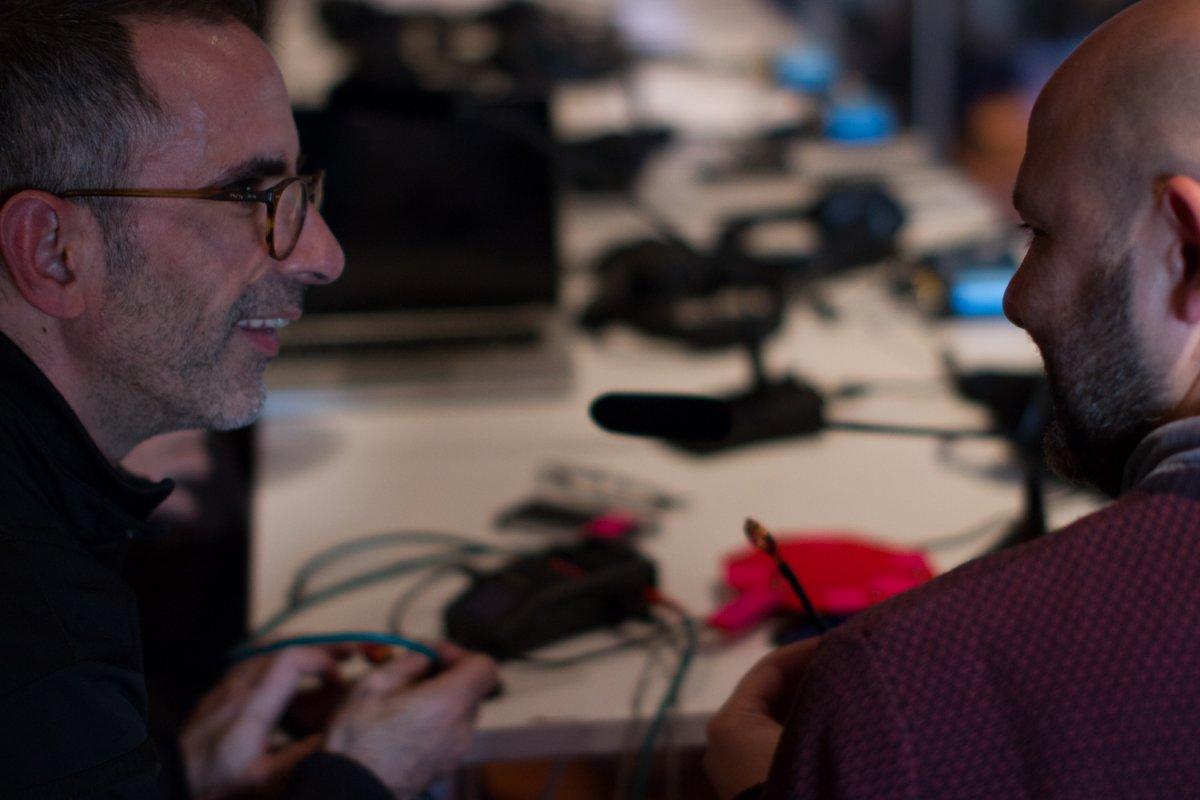 Intervenciones en colaboración con la Xarxa Comunitària de Ràdios de Barcelona (XRCB) + Radio Cava-ret*2