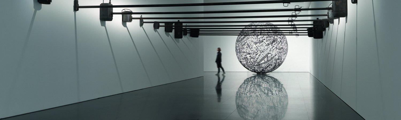"""Vista de l'exposició """"Jaume Plensa"""". Foto:Anne Polhmann"""