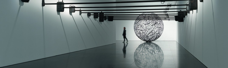 "Exhibition views of ""Jaume Plensa"". Photo:Anne Polhmann"