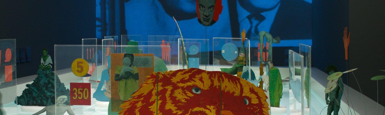 Episodis crítics (1957-2011). Col·lecció MACBA. Foto: Tony Coll