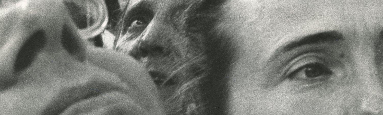"""Edward Steichen, visitantes de la exposición """"The Family of Man"""", Moscú, 1959"""