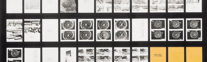 """Grup de Treball """"Recorreguts. Treball col·lectiu de Barcelona"""", 1973"""