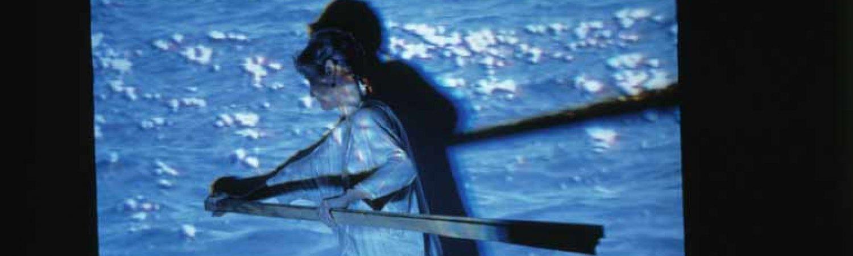 "Joan Jonas ""Volcano Saga"", 1985-1989"