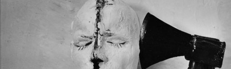"Günter Brus ""Malerei- Selbstbemalung- Selbstverstümmelung"", 1965"