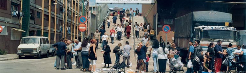 """Patrick Faigenbaum / Joan Roca """"Barcelona, vista del Besòs"""", 1999-2004"""