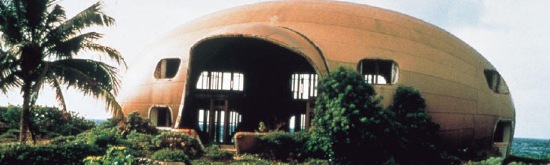 """Tacita Dean """"Bubble House"""", 1999"""