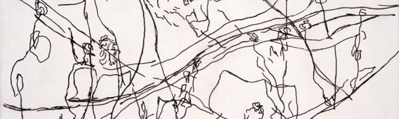 """Luis Claramunt """"Sense Títol. Sèrie La muela de oro"""", 1991"""