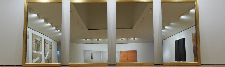 """Michelangelo Pistoletto """"Architettura dello Specchio"""", 1990"""