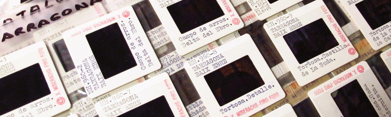 Diapositives. Sèrie 35 mm Pas Universal Col·lecció MACBA. Centre d'Estudis i Documentació. Fons Xavier Miserachs © Hereves de Xavier Miserachs