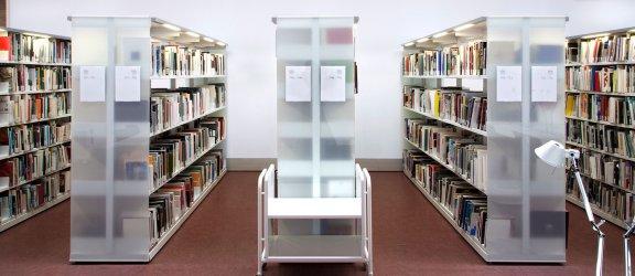 La biblioteca, foto de José Navarrete