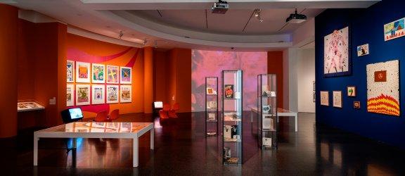 """Vistas de """"Un siglo breve: Colección MACBA"""", 2019"""