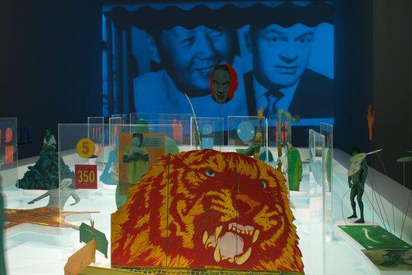 Episodios críticos (1957-2011). Colección MACBA