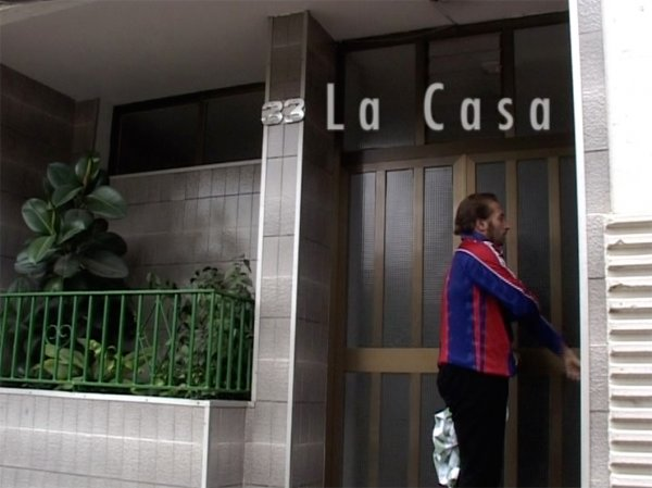 "Pedro G. Romero ""Archivo F.X.: Entrada: La casa"", 1999-2007"