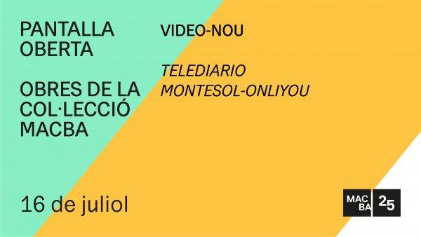 "Video-Nou ""Telediario Montesol-Onliyou"""