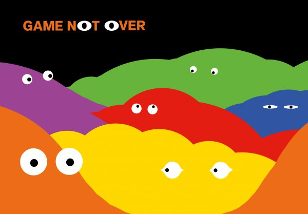 GAME NOT OVER