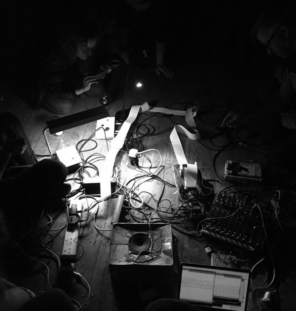 Son[i]a #319. John Richards/Dirty Electronics. Deleted scenes