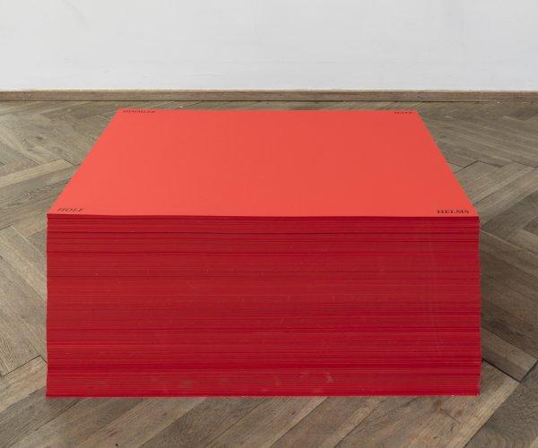 En torno a Felix Gonzalez-Torres. Política de la relación
