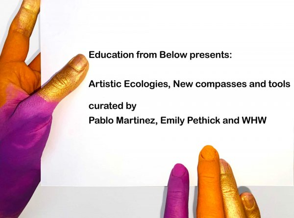 Artistic Ecologies, New Compasses and Tools