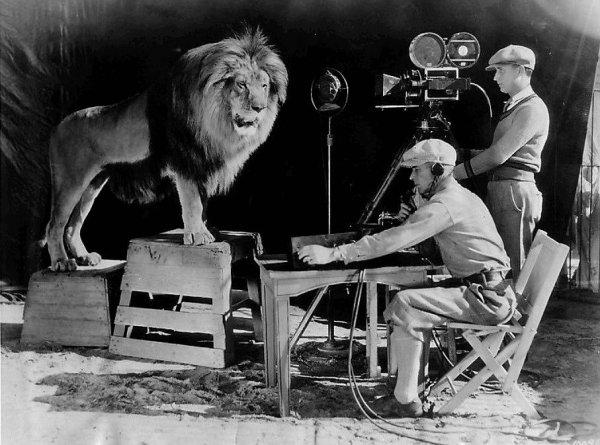 Leo the Lion (MGM), 1928