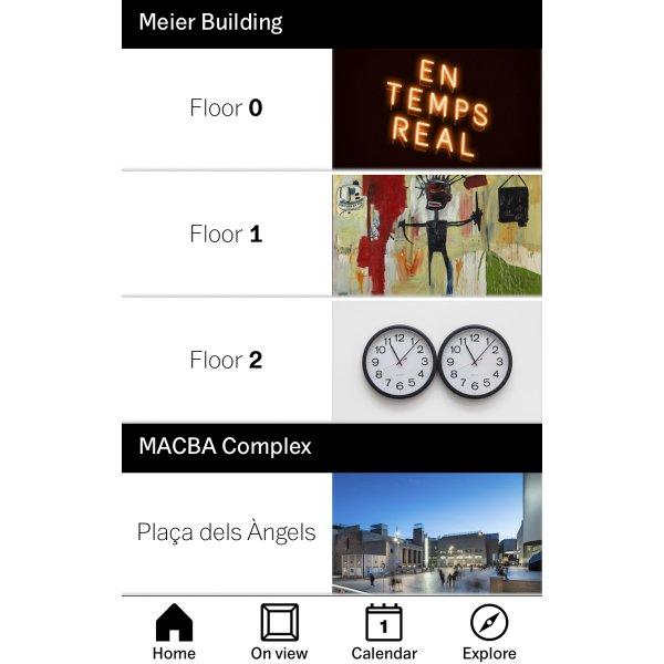 App MACBA