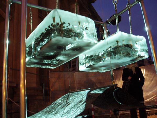 Max Eastley 'Glacial Soundscape'