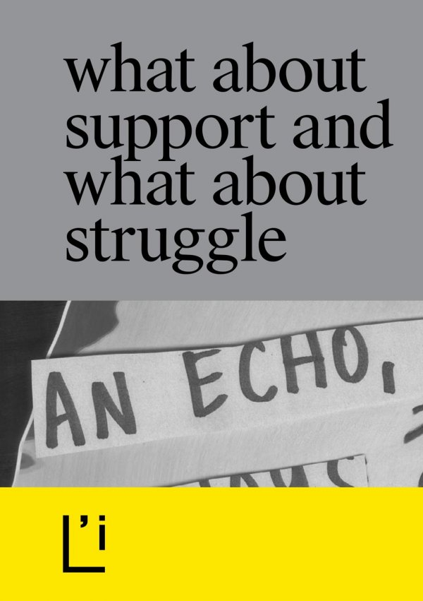 what about support and what about struggle
