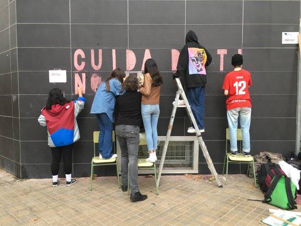 EN RESiDENCiA. Creadores en los institutos de Barcelona
