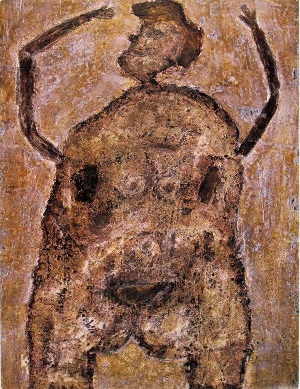 Nudes = Nus = Nackte / Galerie Beyeler