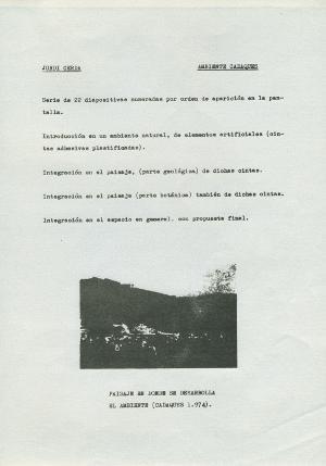 Ambiente Cadaqués