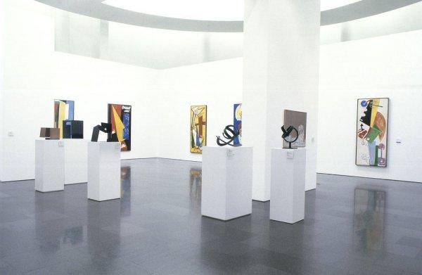 Col·lecció MACBA [Reportatge fotogràfic exposició]