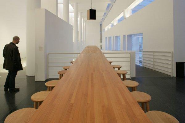 Vito Hannibal Acconci Studio [Reportatge fotogràfic exposició]