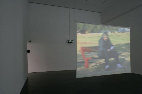 Peter Friedl. Obra 1964-2006 [Reportatge fotogràfic exposició]