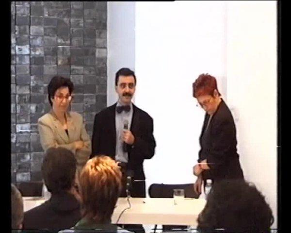 Col·lecció. Converses a les sales: Carmen Calvo i Victoria Combalia [Enregistrament audiovisual activitat]