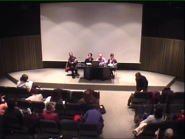 Pràctiques performatives, pràctiques polítiques: el cas d'Esther Ferrer -- On va ser (o es va perdre) el que és polític -- L'art després els feminismes. Cap a una historiografia postfeminista de l'art contemporani [Enregistrament audiovisual ac