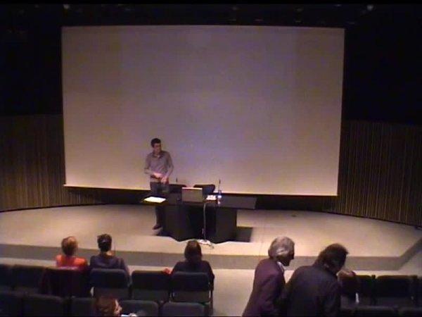 Encuentros de Pamplona (1972)  -- Història de les exposicions: Més enllà de la ideologia del cub blanc (primera part) [Enregistrament audiovisual activitat]