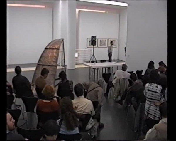 Col·lecció. Converses a les sales. Susana Solano i Miquel Molins [Enregistrament audiovisual activitat]