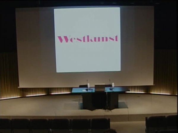 Westkunst - zeitgenössische Kunst seit i von hier aus zwei Monate neue deutsche Kunst in Düsseldorf -- Història de les exposicions: Més enllà de la ideologia del cub blanc (segona part) [Enregistrament audiovisual activitat]