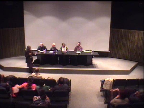 """Presentació del llibre de Fina Miralles """"Testament vital"""" [Enregistrament audiovisual activitat]"""