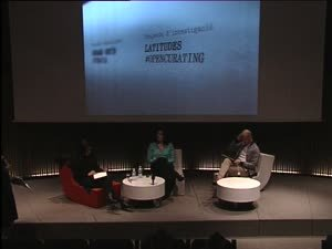 #OpenCurating: Latitudes conversa amb Yasmil Raymond [Enregistrament audiovisual activitat]