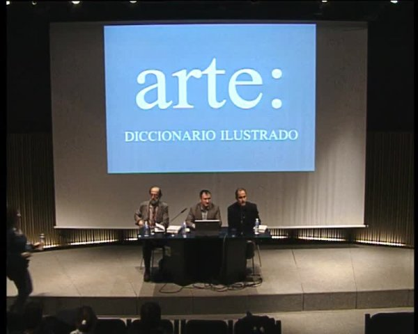 Arte: Diccionario ilustrado [Enregistrament audiovisual activitat]